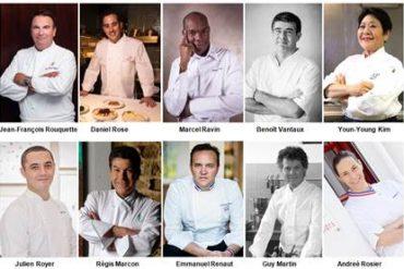Chef Air France