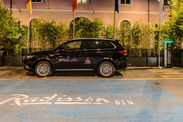 JSH–Radisson Blu es. Hotel Rome
