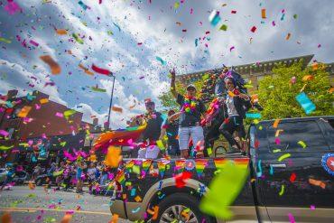Coors Light Denver Pride Parade 2018 ph. Evan Semon
