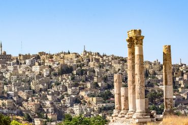 Amman Image by Dimitris Vetsikas from Pixabay