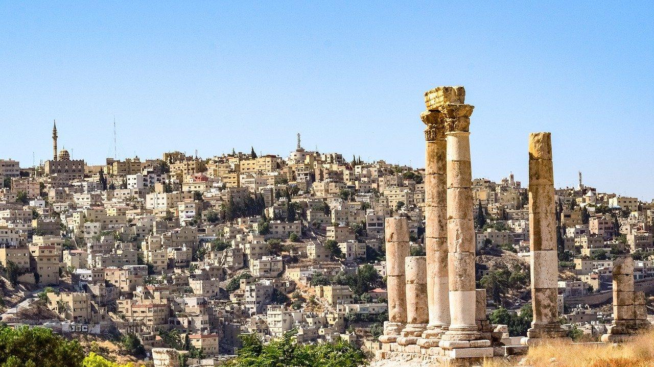 Amman Image by Dimitris Vetsikas from Pixabay