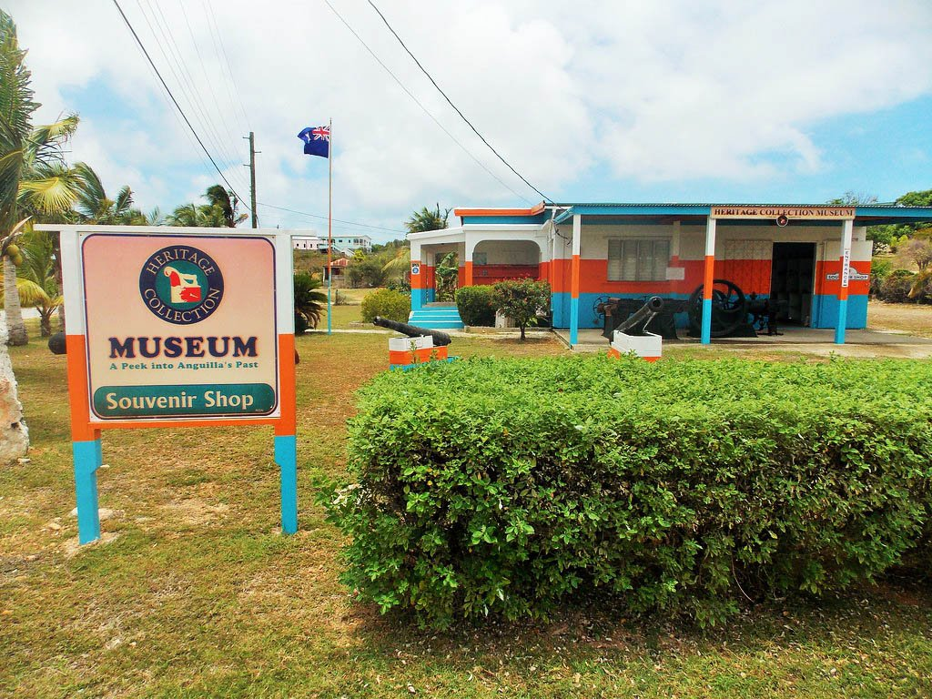 Anguilla Heritage Collection Museum