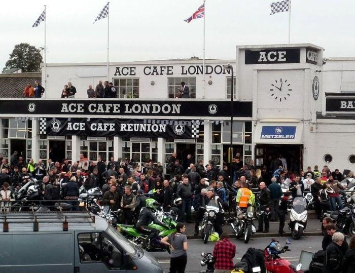BikersAceCafe_Londra