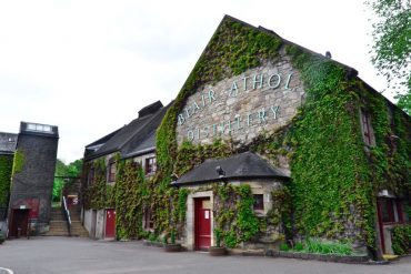 distillerie di whisky