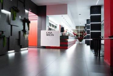 Casa Milan Bistro dello Sport