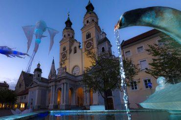 Bressanone, Brixen Water Light Festival