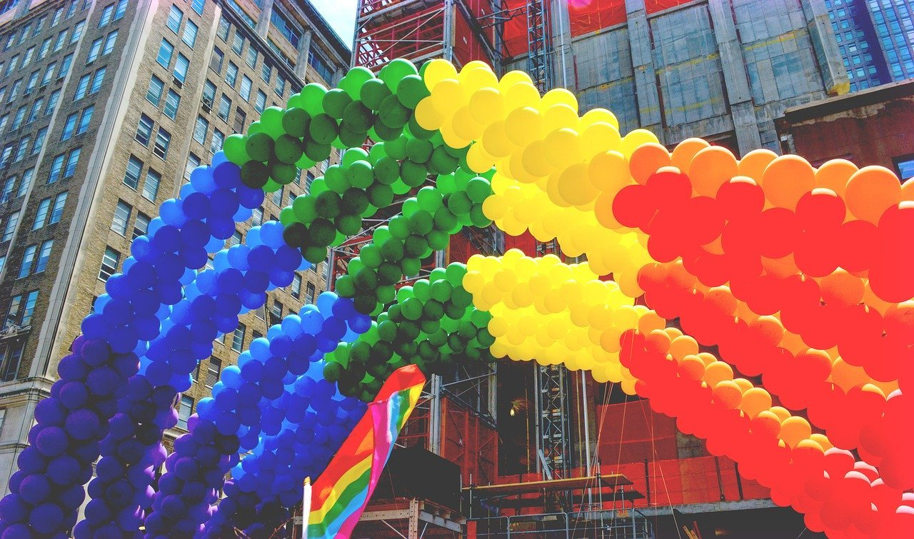 pride Foto di gagnonm1993 da Pixabay