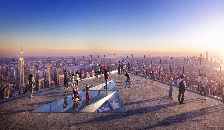 the edge new york