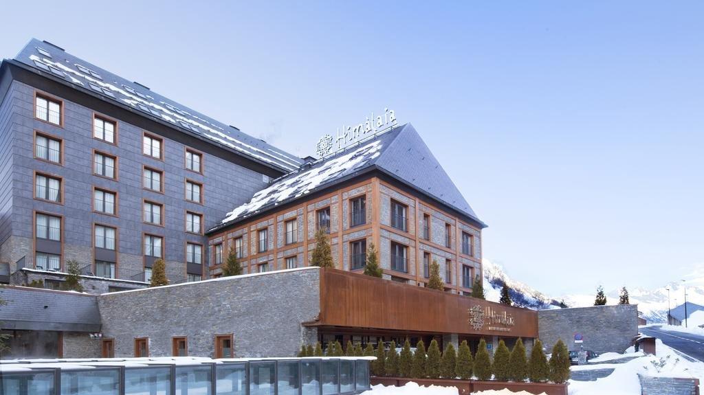 hotel himalaia messi