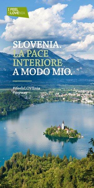 Slovenia. La pace interiore a modo mio.