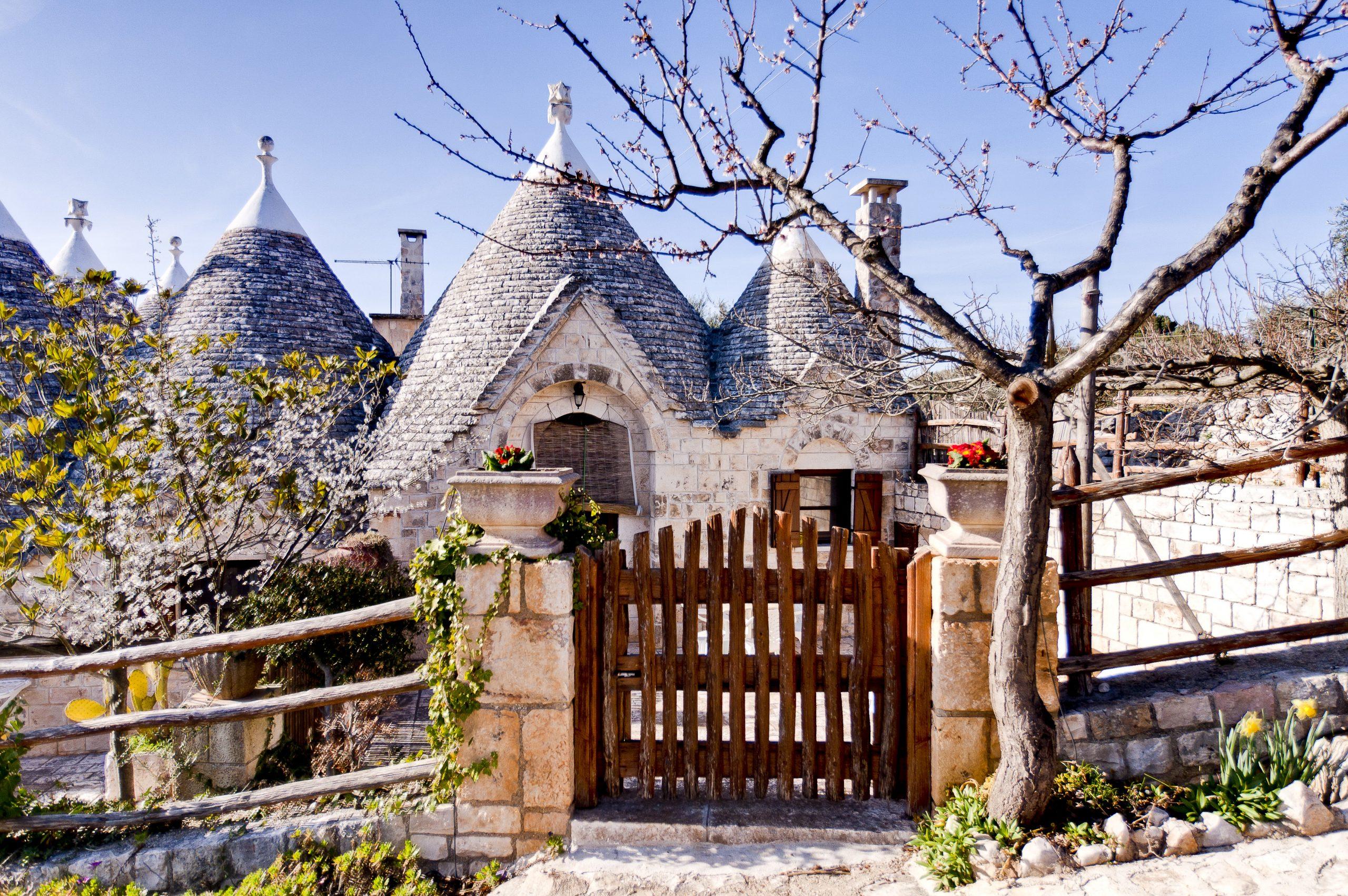 Airbnb, 10 Case Più Desiderate - Ostuni