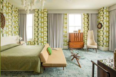 21c Museum Hotels suite