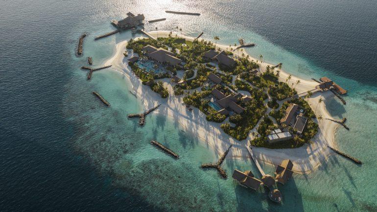 Ithaafushi - The Private Island