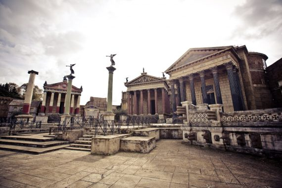Set Roma Antica ©ErmaPictures