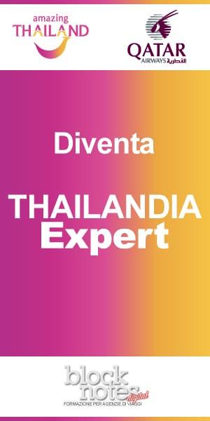 Diventa Thailandia Expert con Block Notes digital
