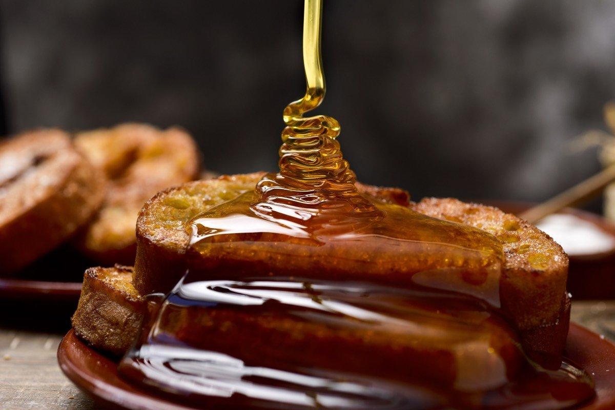 Torrejas cosparse di miele