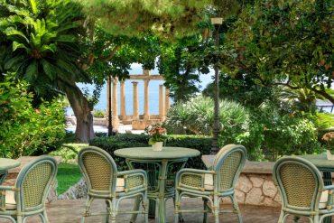 Villa Igiea, giardino-2