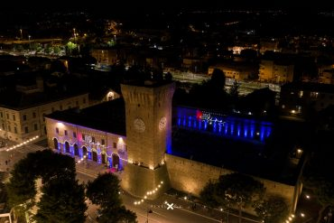 Porto Recanati, Arena B.Gigli, VediamoCineMarche, Luglio 2020_1