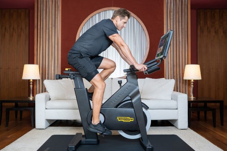 kempinski fit room