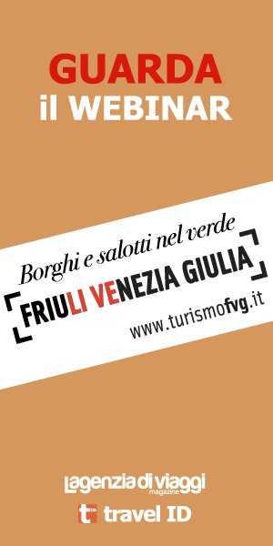 Guarda il webinar Friuli Venezia Giulia: Borghi e salotti nel verde.