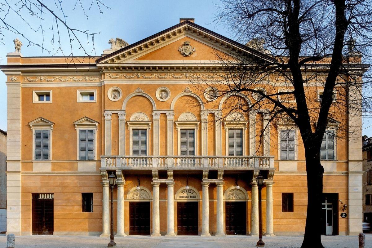 teatro asioli correggio