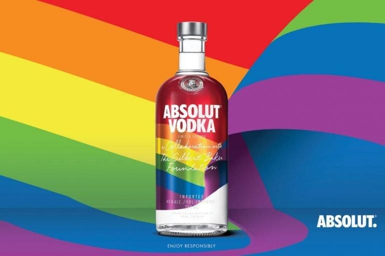 absolut rainbow