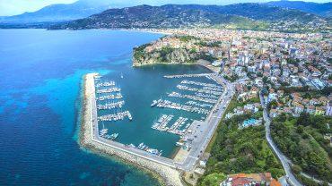 Bandiere Blu porto Agropoli