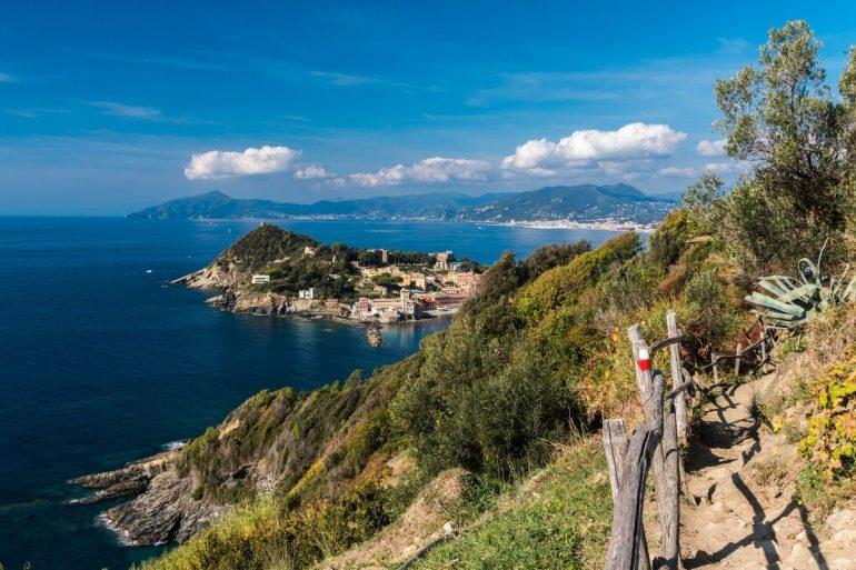 sentiero dei celti e dei liguri mar ligure