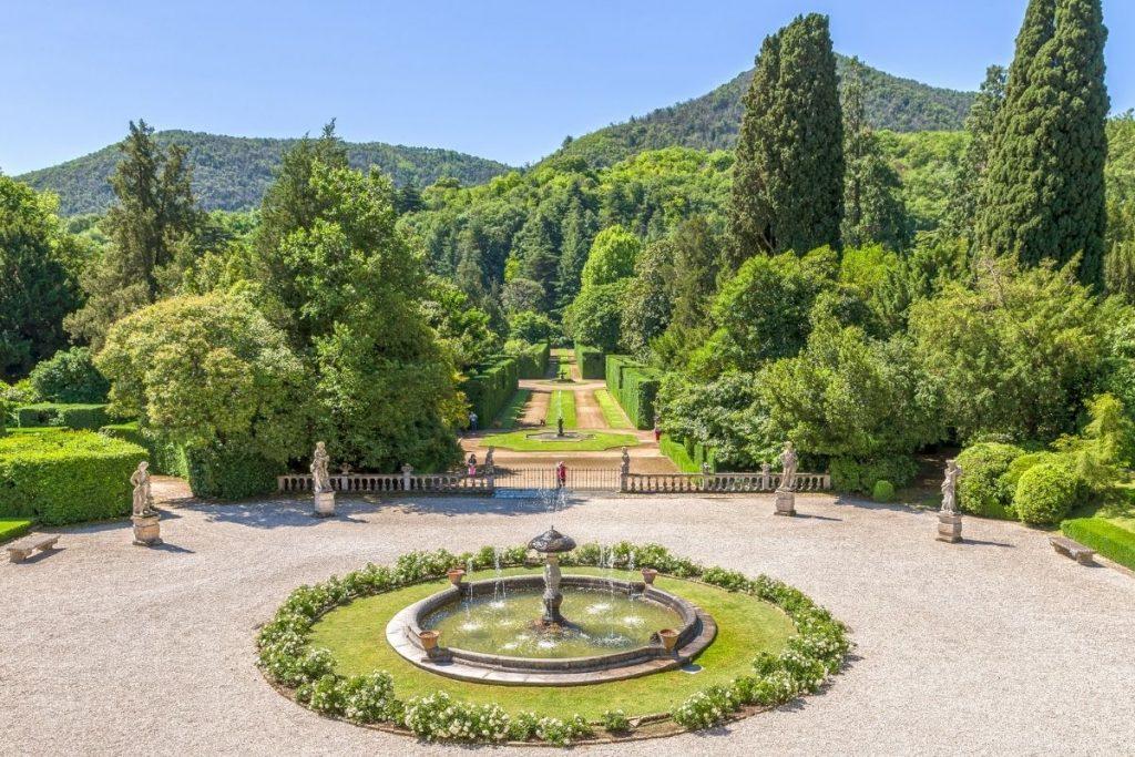 festival musica con vista giardino valsanzibio (Pd)