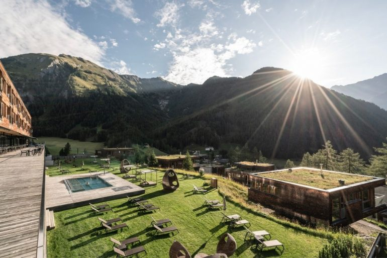 Gradonna Mountain Resort Châlets & Hotel