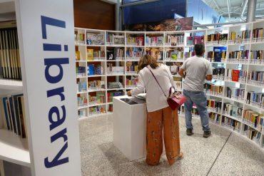 libreria aeroporto cagliari