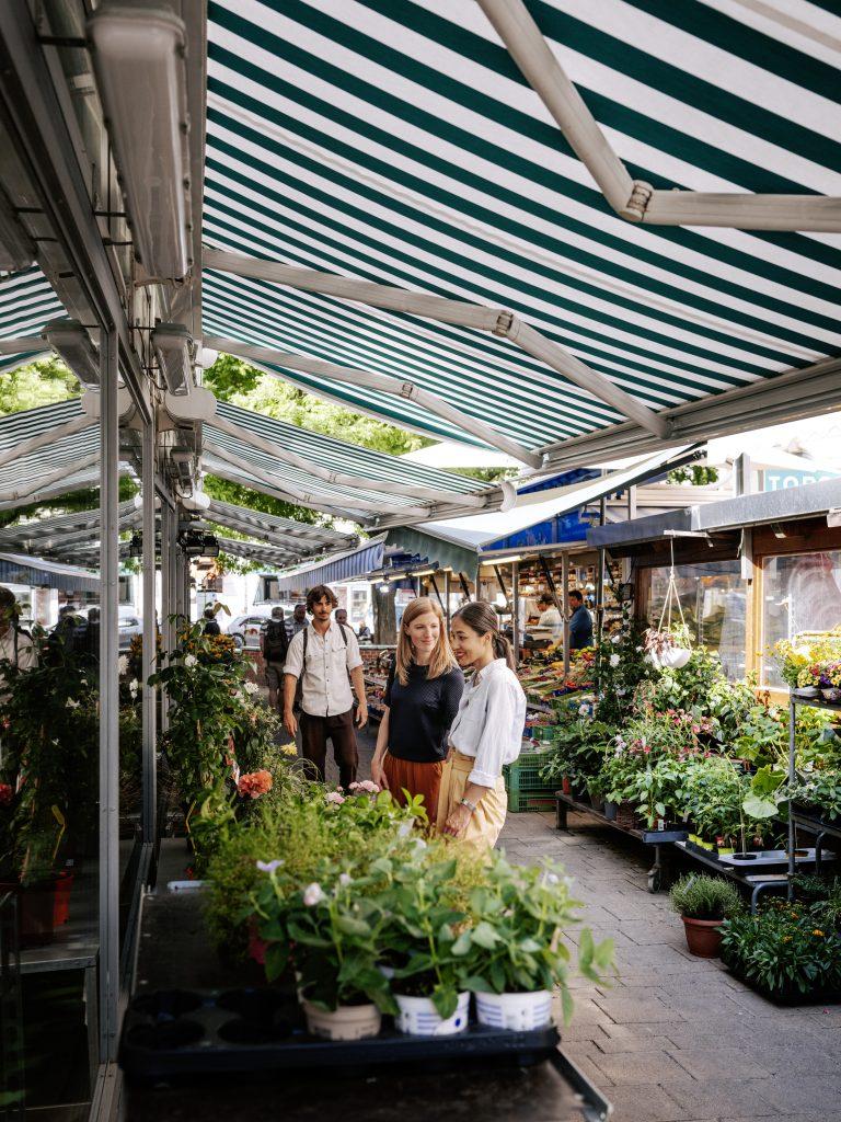 turismo vienna Kutschkermarkt ©WienTourismus/Paul Bauer