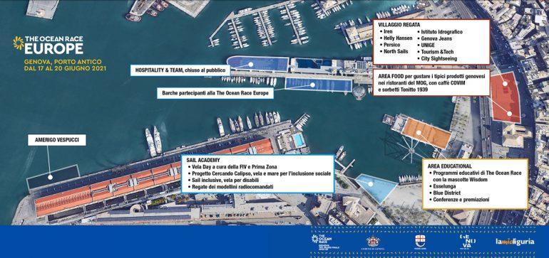Genova The Ocean Race Europe