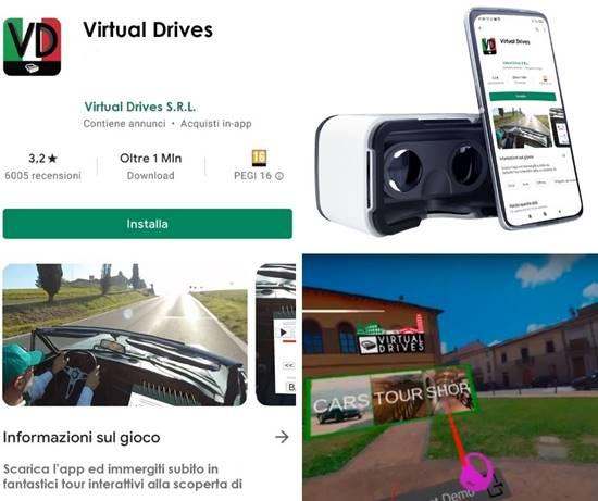 virtual tour auto epoca