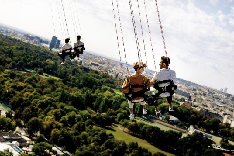 turismo vienna Prater Turm © WienTourismus/Paul Bauer