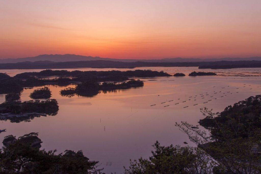 sedi olimpiadi giappone Matsushima
