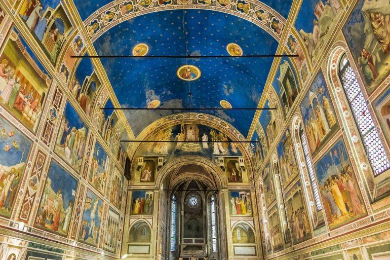 Cappella degli Scrovegni Padova Unesco