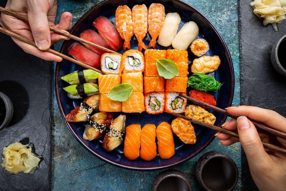 Gambero rosso guida sushi