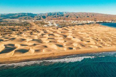 Gran Canaria dune Maspalomas