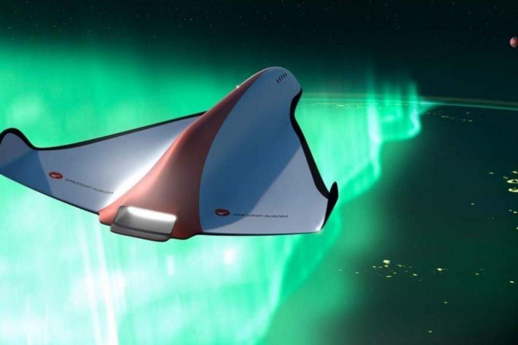 Norvegia Spaceship Aurora