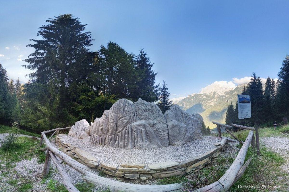 Sentiero Dolomiti in miniatura