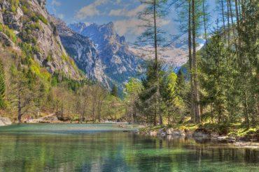Val di Mello Valtellina