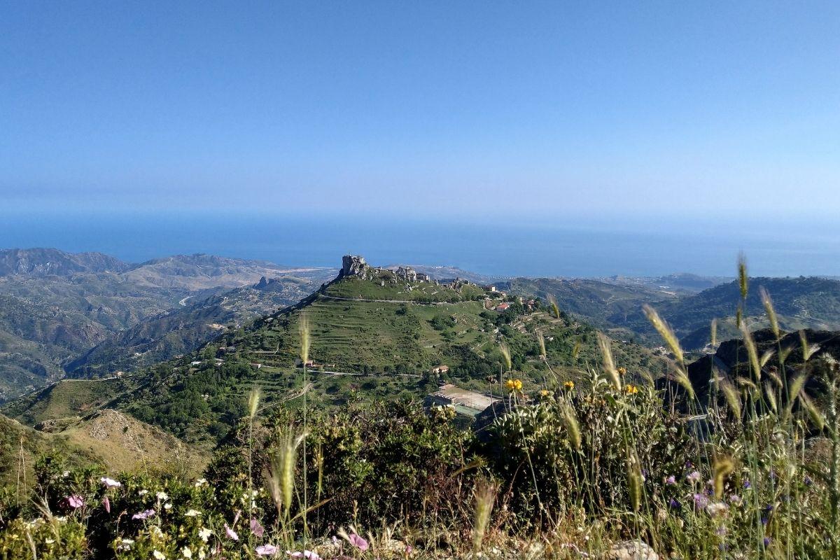 guide Aigae sentiero dell'inglese Calabria