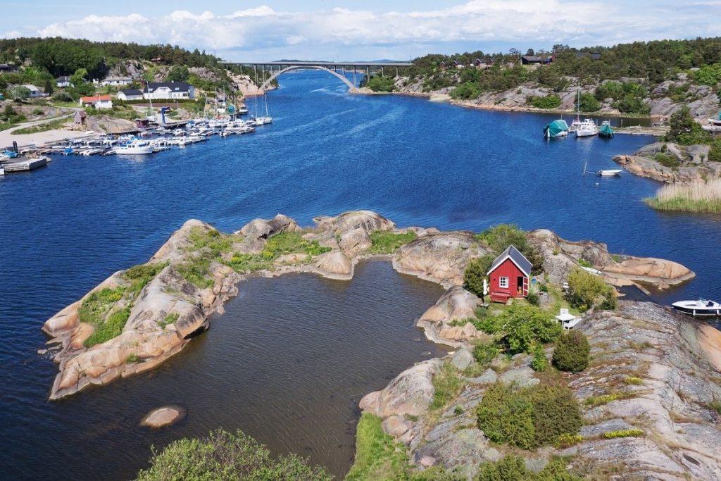 isola privata norvegia