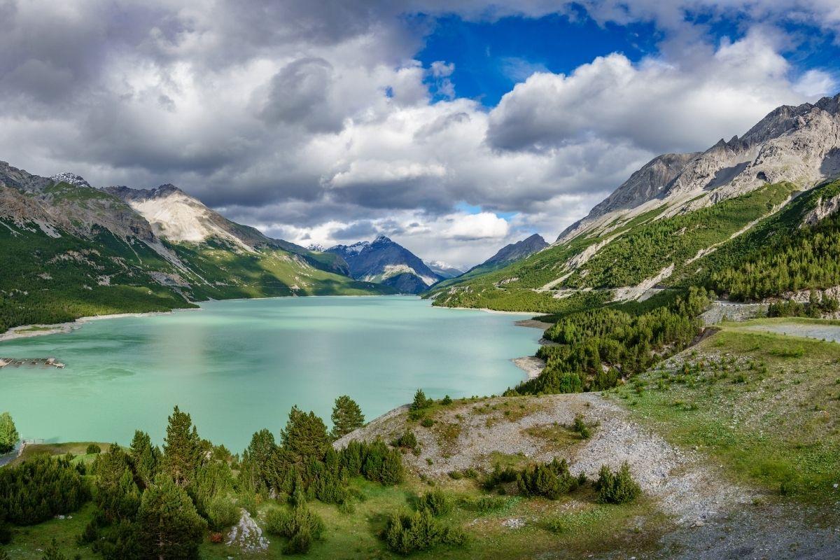 laghi di Cancano Valtellina