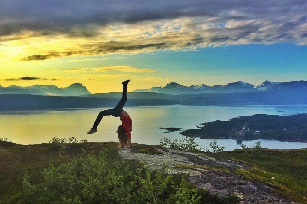 paesaggi spaziali Norvegia