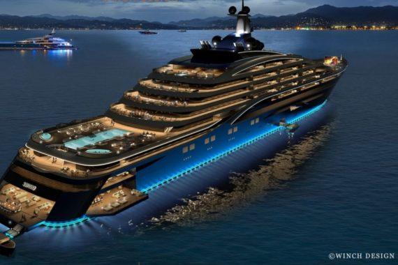 somnio yacht record