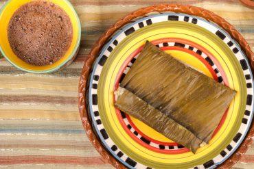 tamales cioccolato