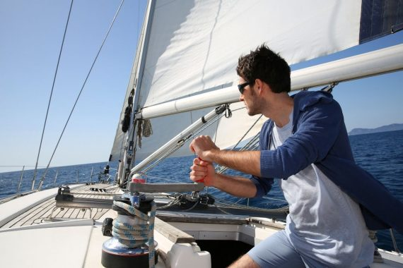 Come si diventa skipper