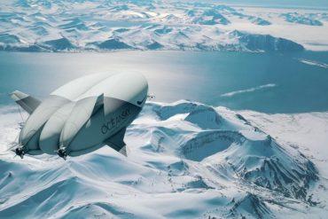 Ocean Sky Cruises viaggi in dirigibile